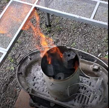 チャコスタ 火起こし器